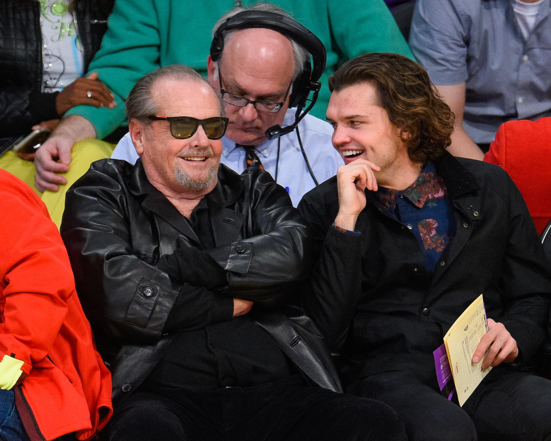 See Leonardo Dicaprio Lookalike Jack Nicholson S Son Photos Time Leonardo dicaprio's latest doppelgänger is actually jack nicholson's son. https time com 4715496 leo dicaprio ray nicholson lookalike