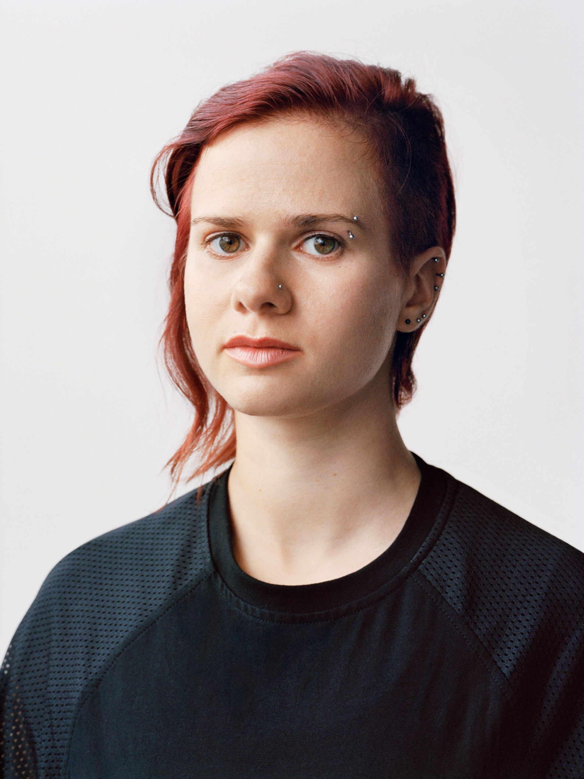 Marie McGwier identifies as queer and gender nonconforming