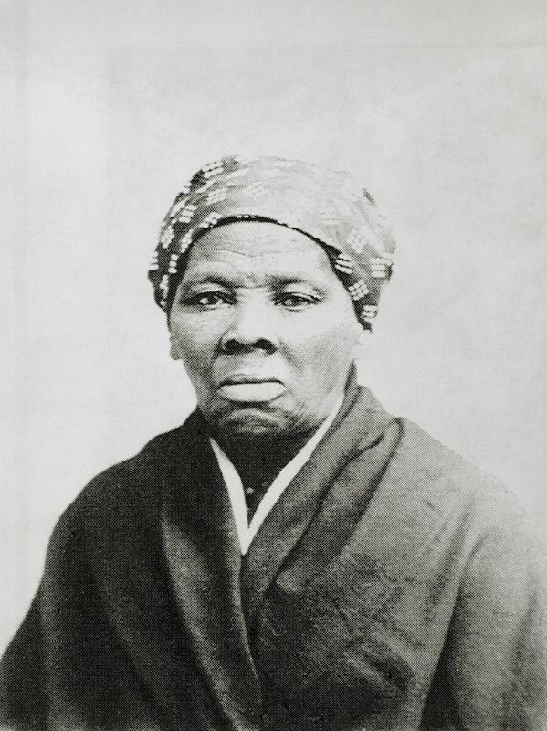 Harriet Tubman (1820-1913), American Abolitionist, portrait circa 1885.