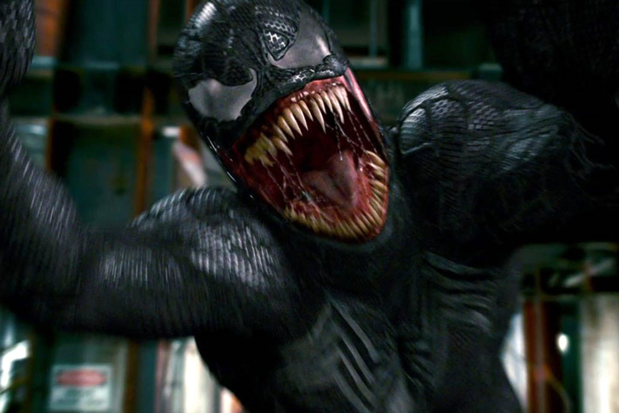 Venom in Spider-Man 3