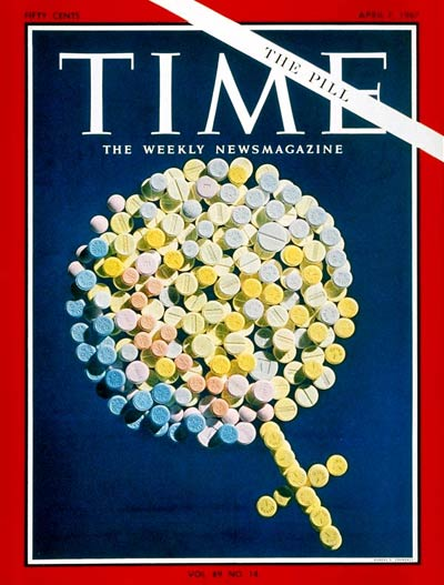 The April 7, 1967, cover of TIME