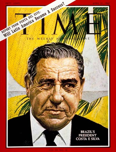 The April 14, 1967, cover of TIME