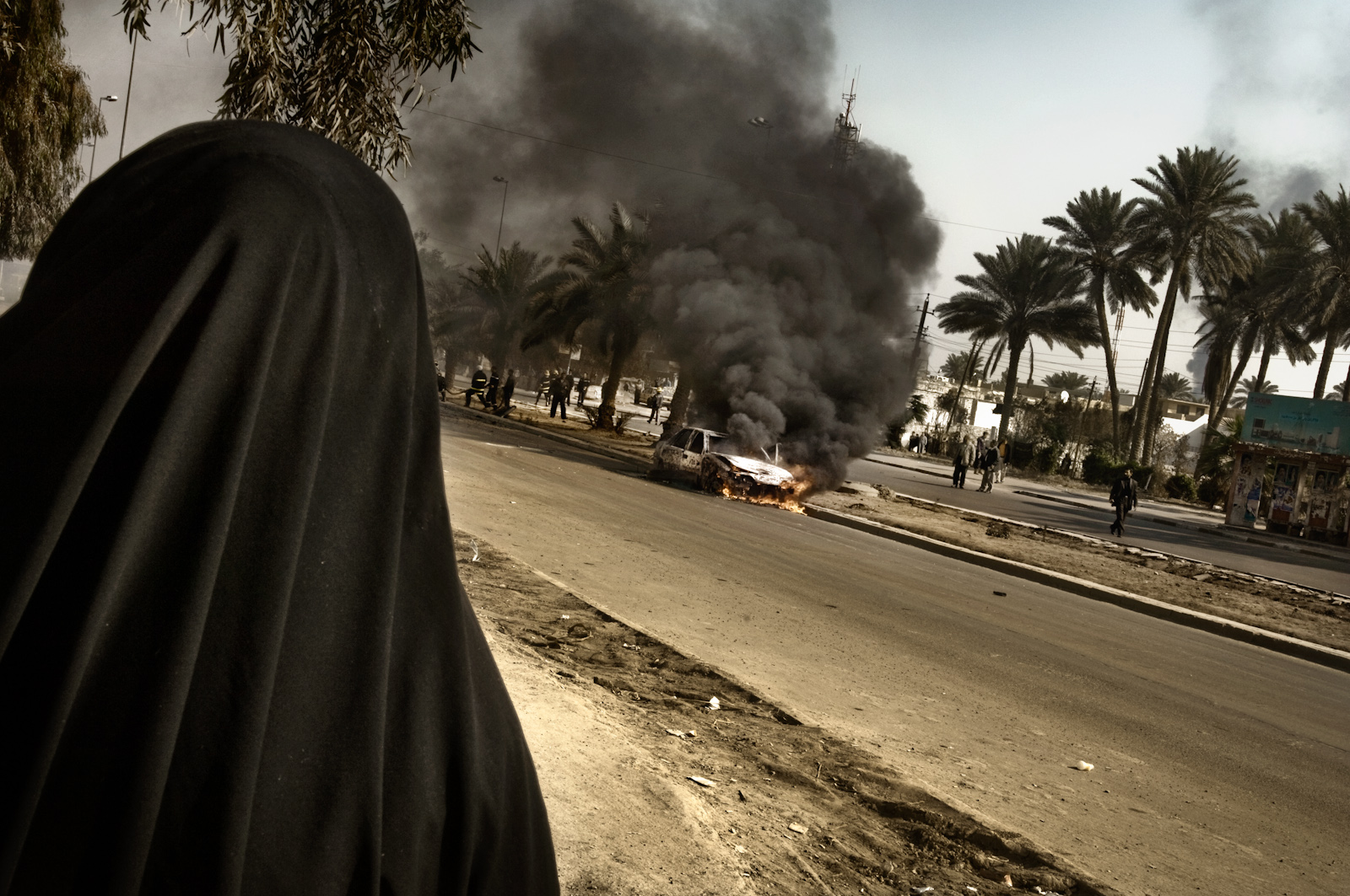 Iraq War A Photographer Aims To Understand What Happened Time