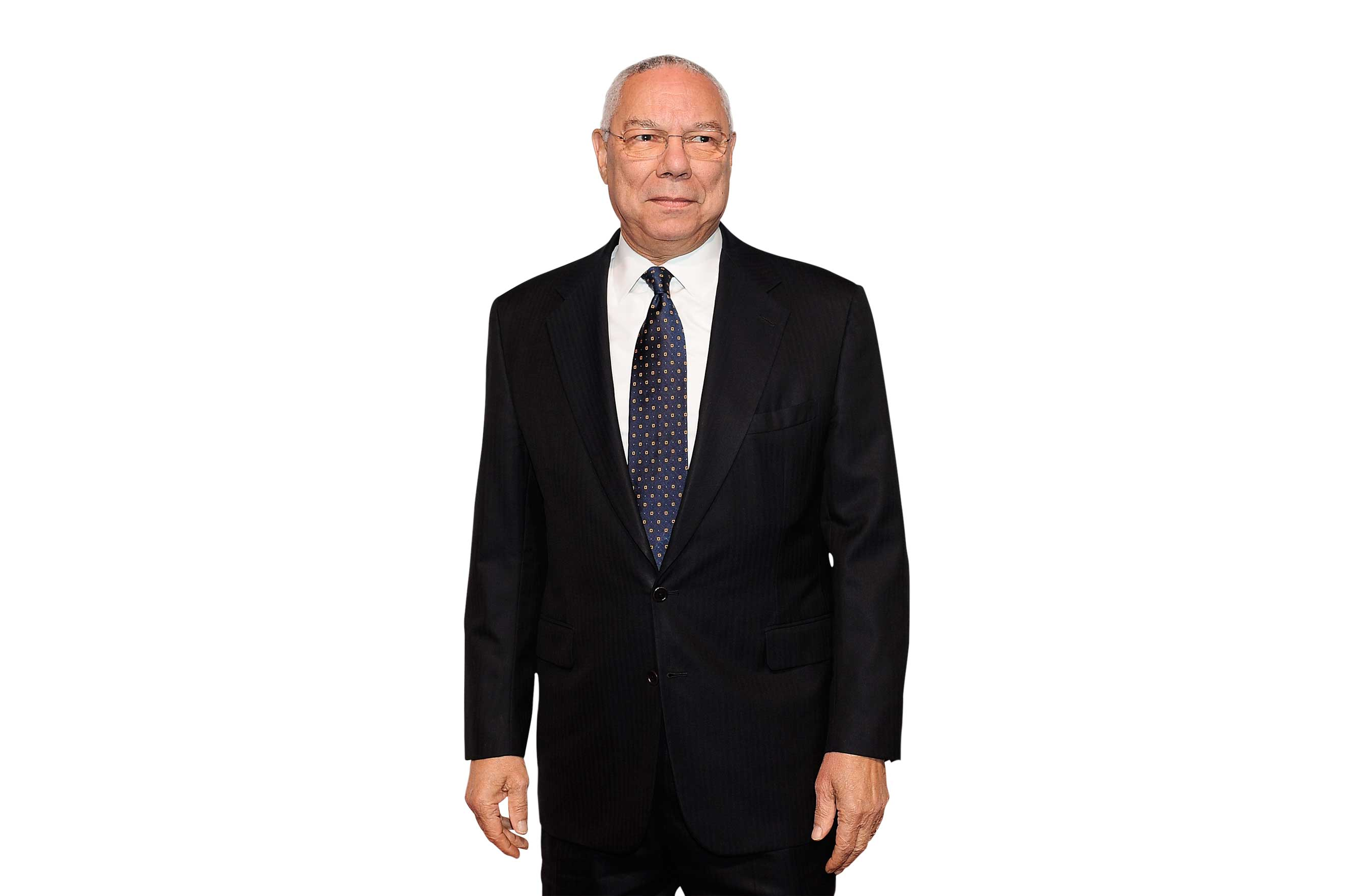 General Colin Powell at The John F. Kennedy Center for Performing Arts on November 20, 2013 in Washington, DC.