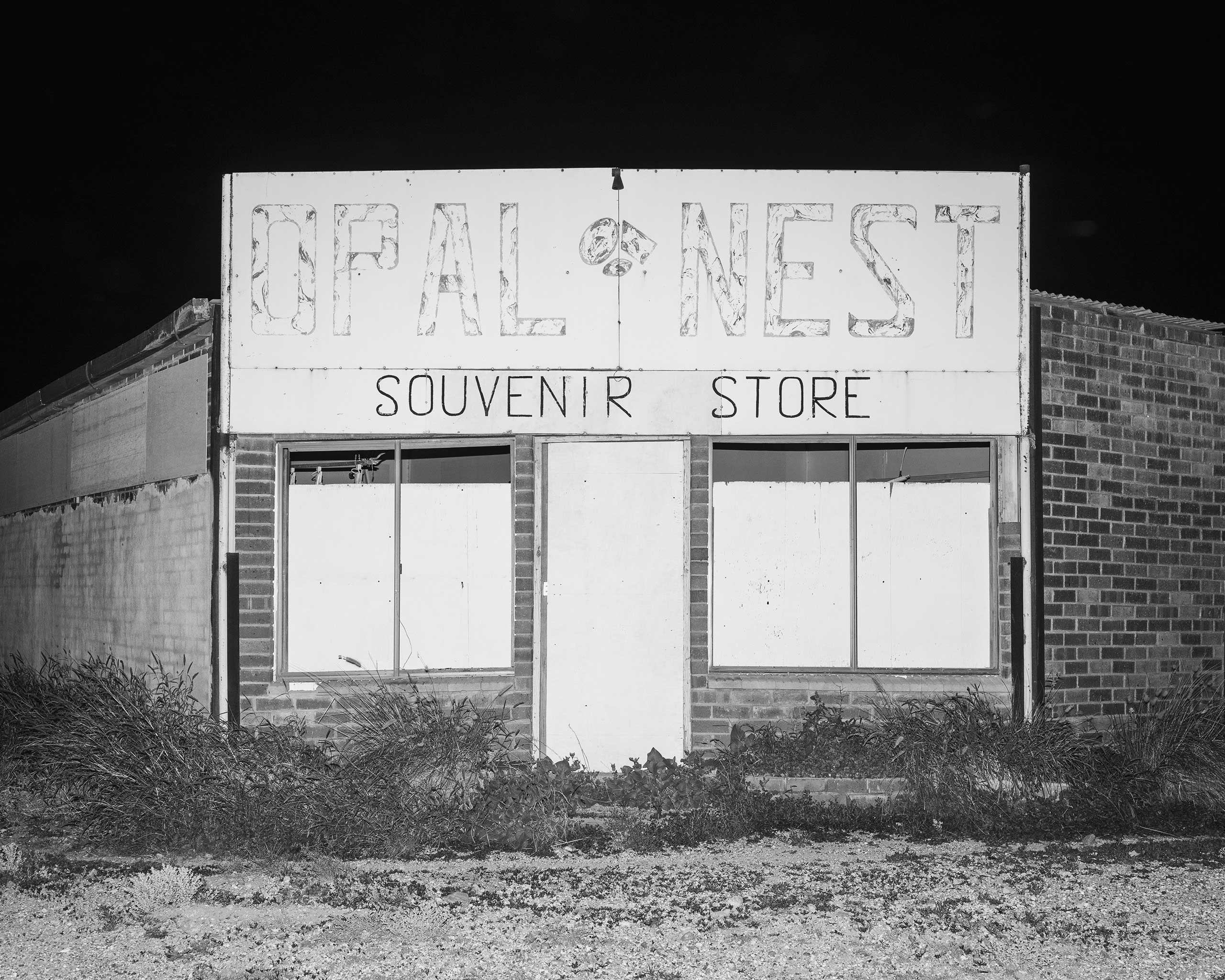 Souvenir Store, Coober Pedy, Australia, 2016.