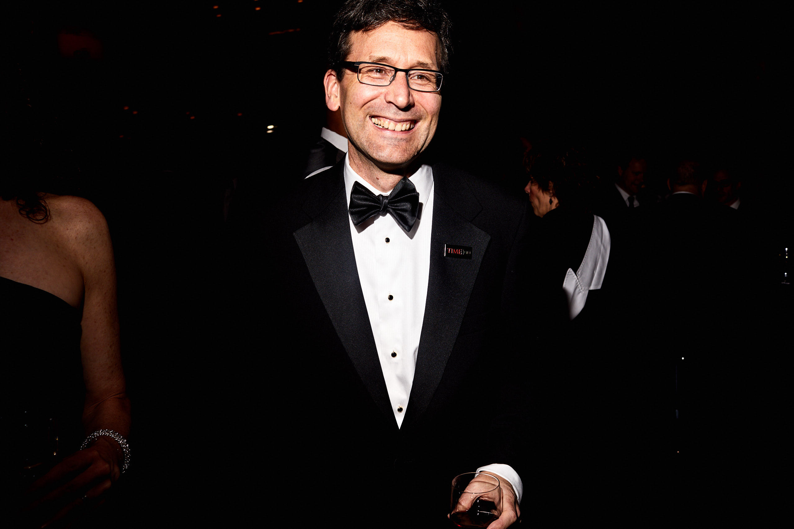 Bob Ferguson at the Time 100 Gala at Jazz at Lincoln Center on April 25, 2017 in New York City.