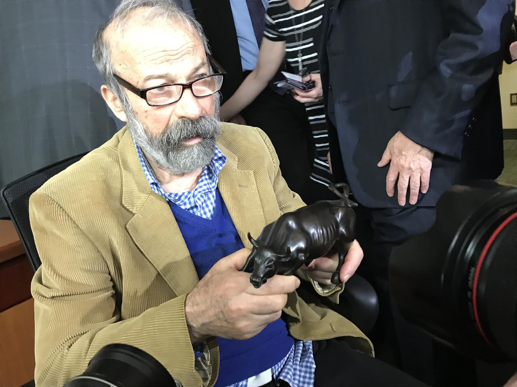 Arturo Di Modica
