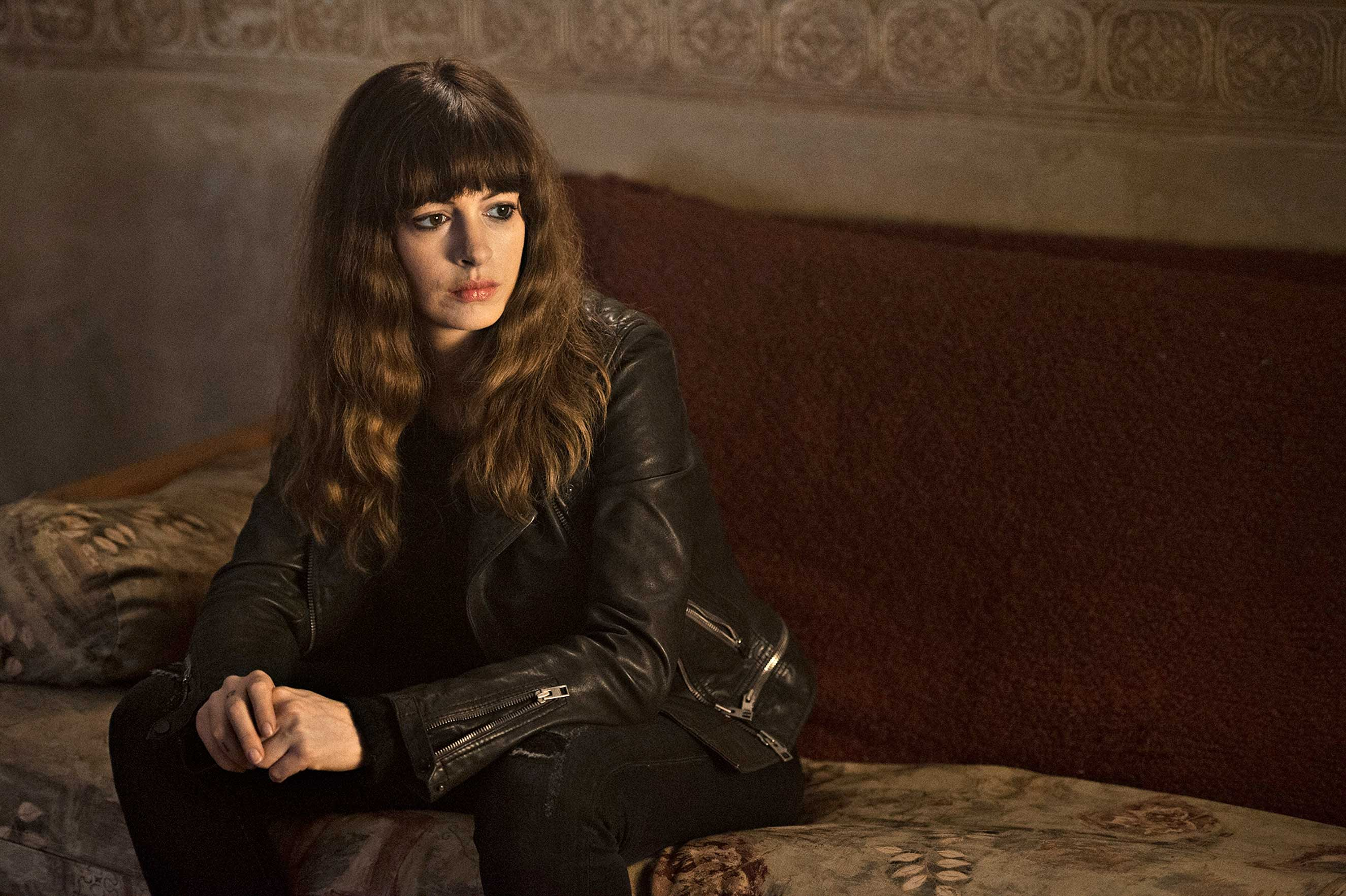 Hathaway prepares to confront the monster within in Colossal