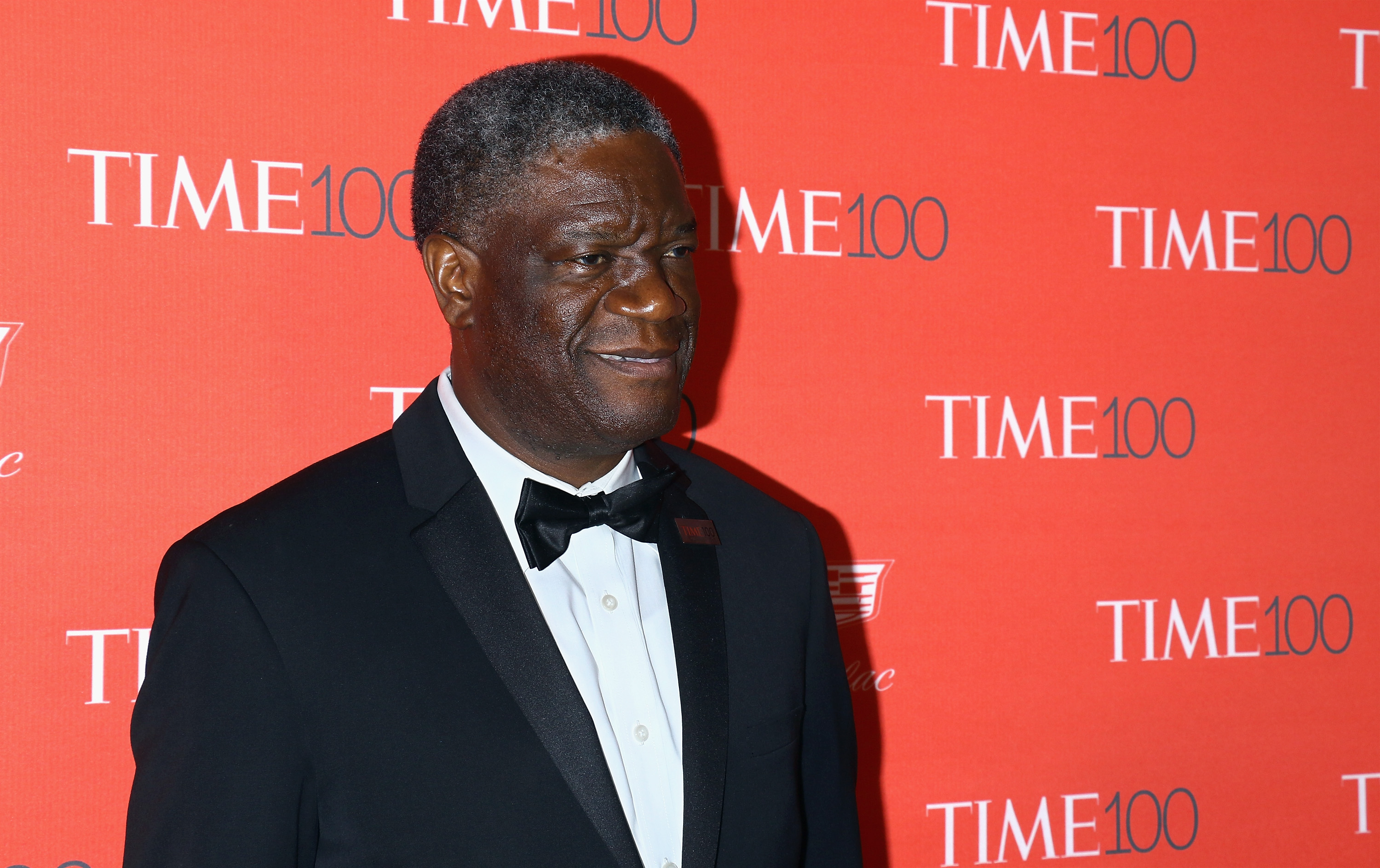 Dennis Mukwege attends the 2016 Time 100 Gala at Frederick P. Rose Hall, Jazz at Lincoln Center on April 26, 2016 in New York City.