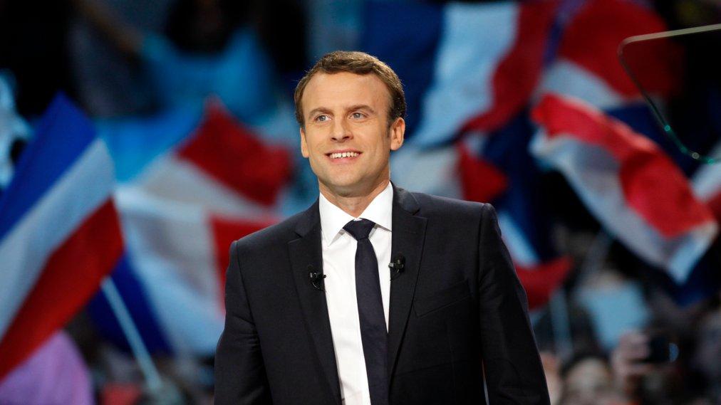 France Election Emmanuel Macron Called By Barack Obama Time