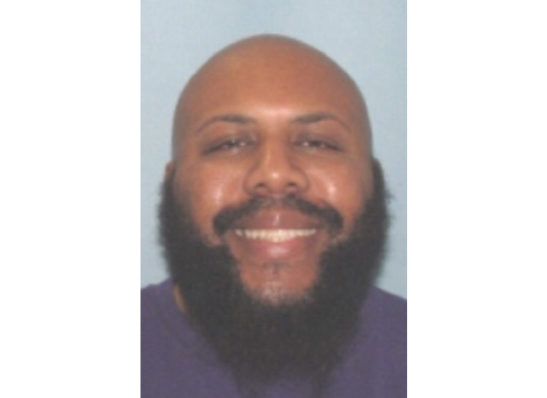 This undated photo provided by the Cleveland Police shows Steve Stephens, a homicide suspect who broadcast the fatal shooting of another man live on Facebook on Sunday, April 16, 2017.