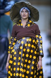 Fashion: Ready To Wear Spring -Summer 1992 In Paris, France In October, 1991.