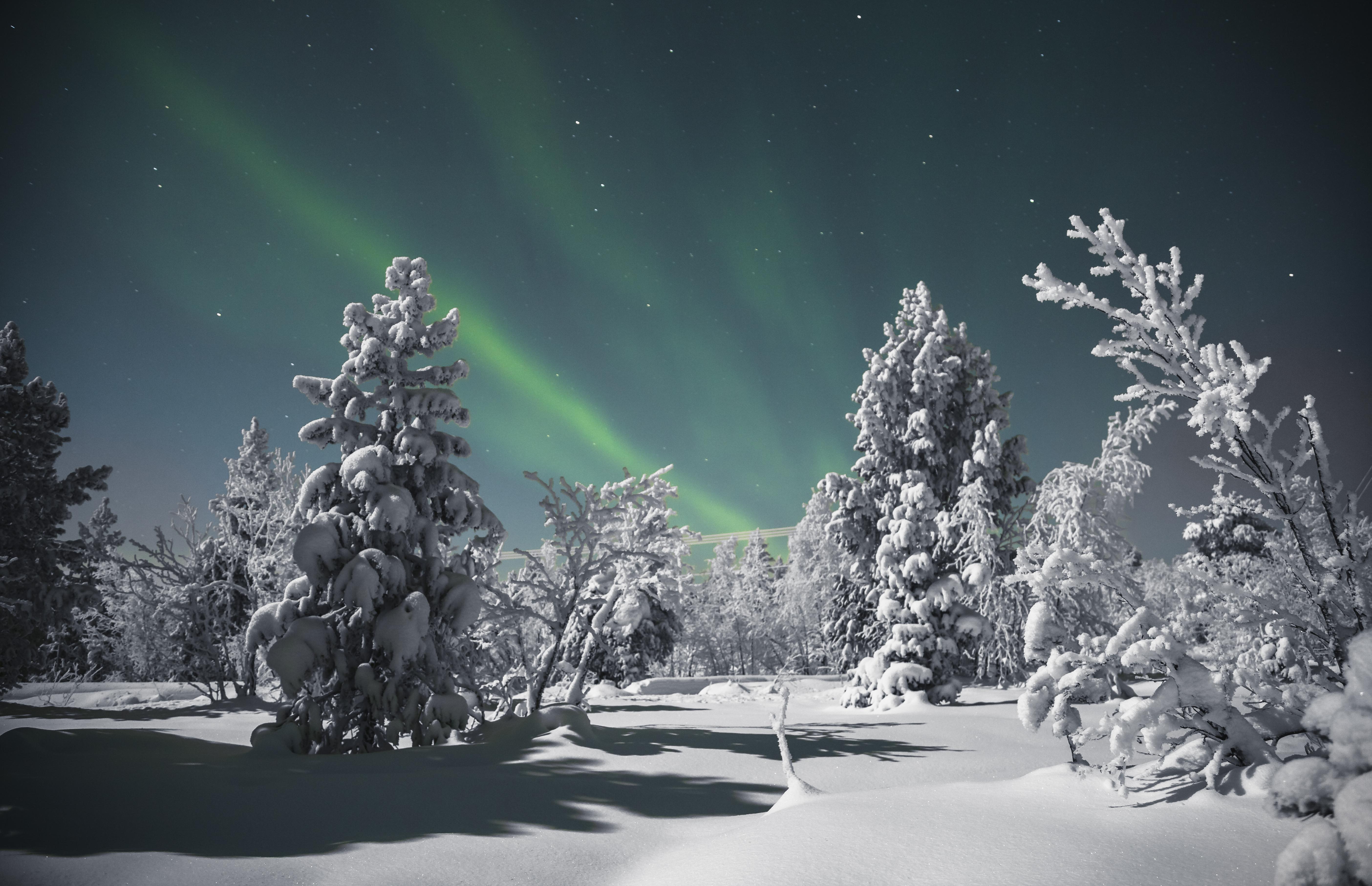 Aurora Borealis (Polar Aurorae).