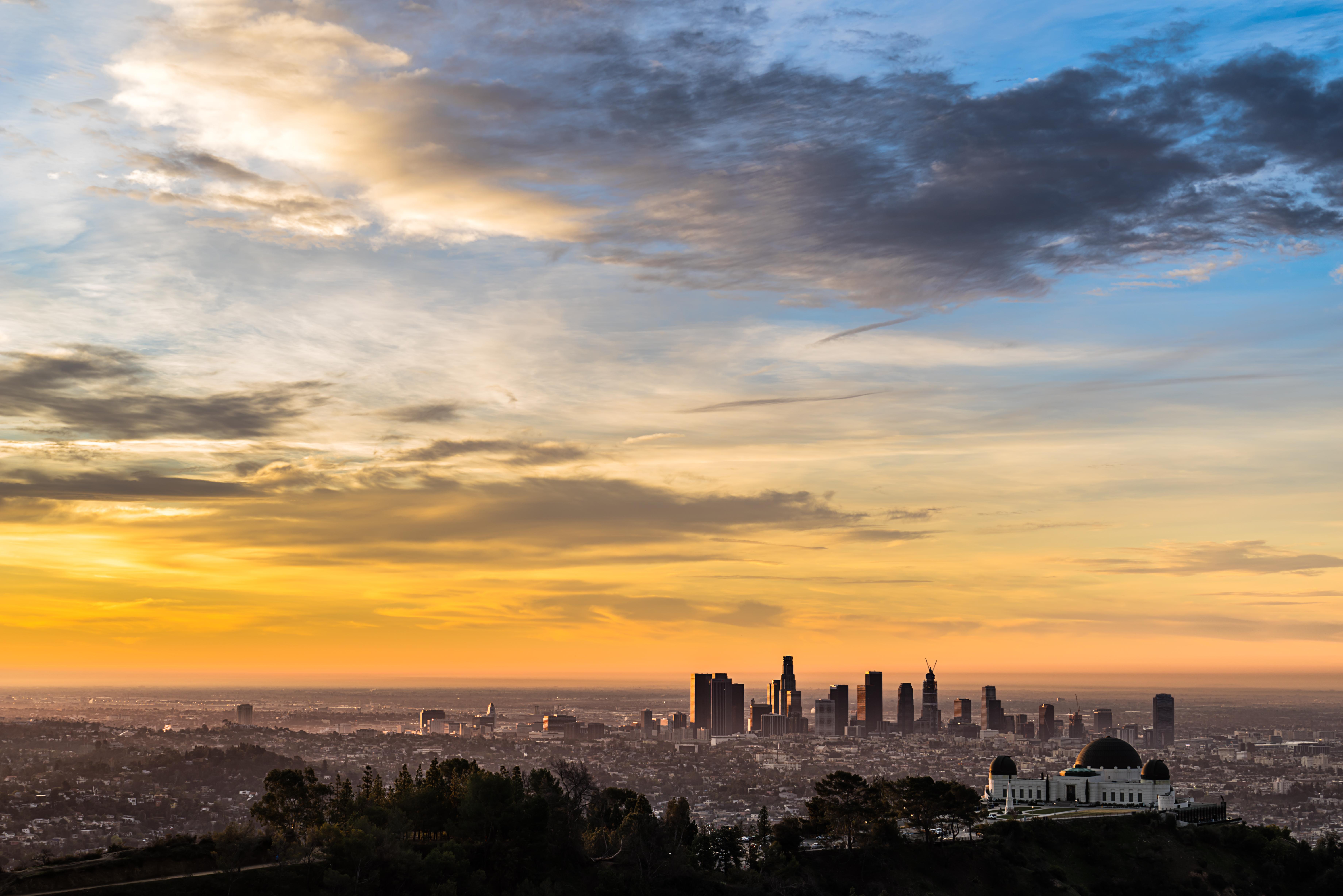 Los Angeles Sunrise
