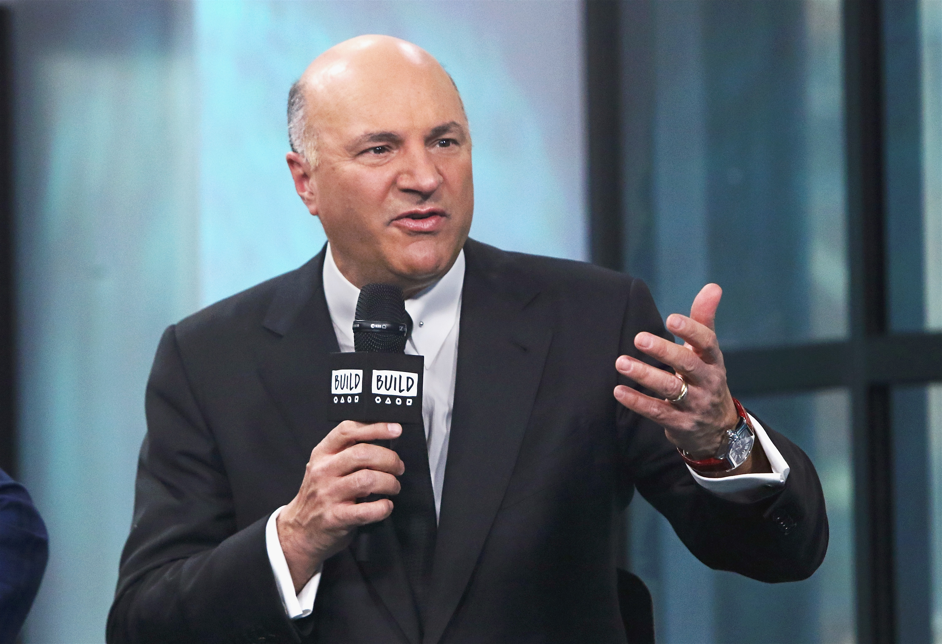 Kevin O'Leary increases his crypto allocation