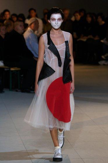 Paris Fashion Week Spring/Summer 2007 - Comme Des Garcons