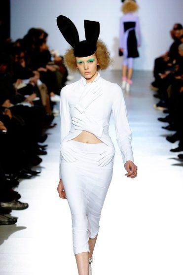 Paris Fashion Week Autumn/Winter 2008 - Comme Des Garcons