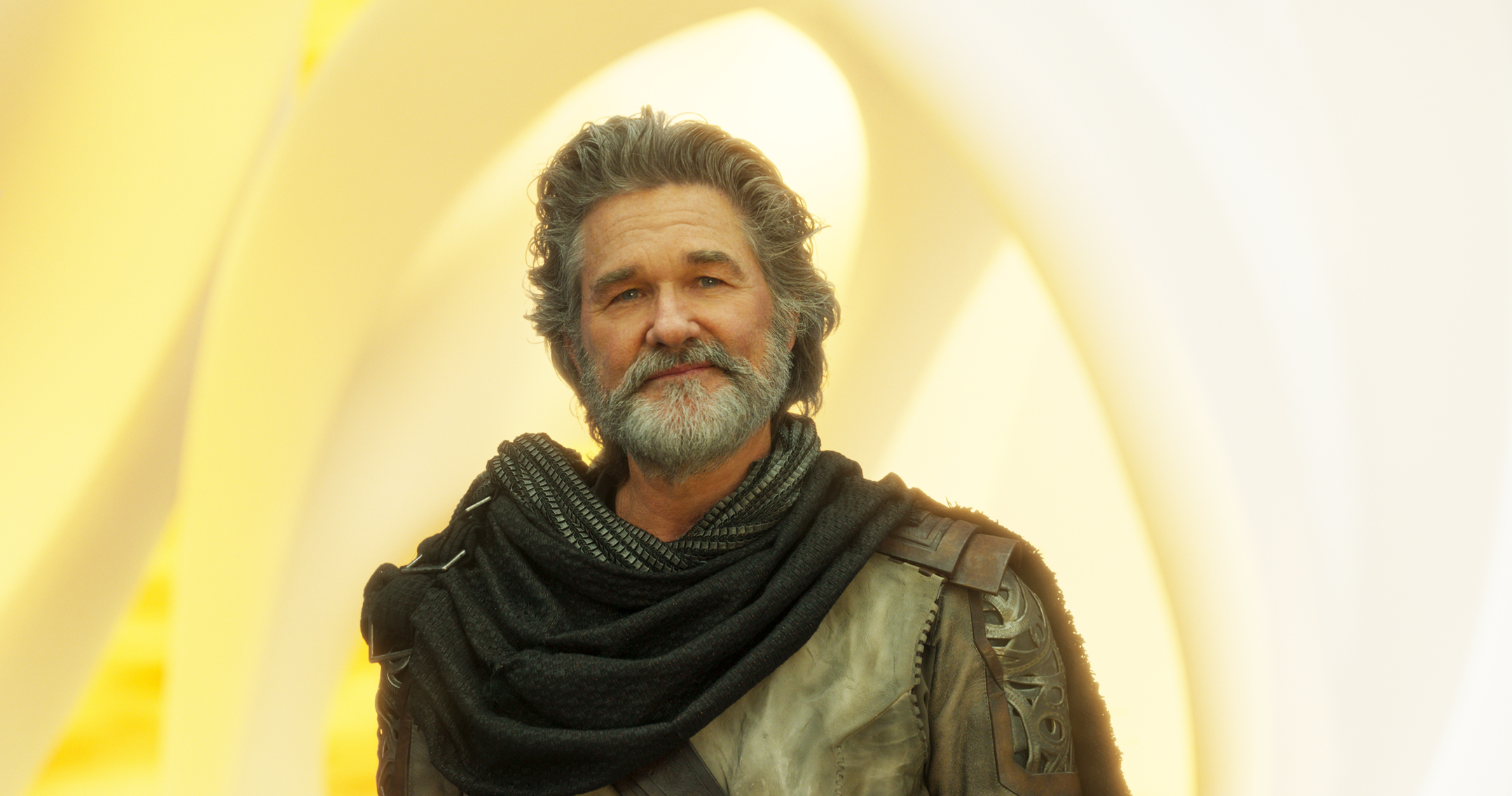Ego, portrayed by Kurt Russell in Guardians Of The Galaxy Vol. 2.