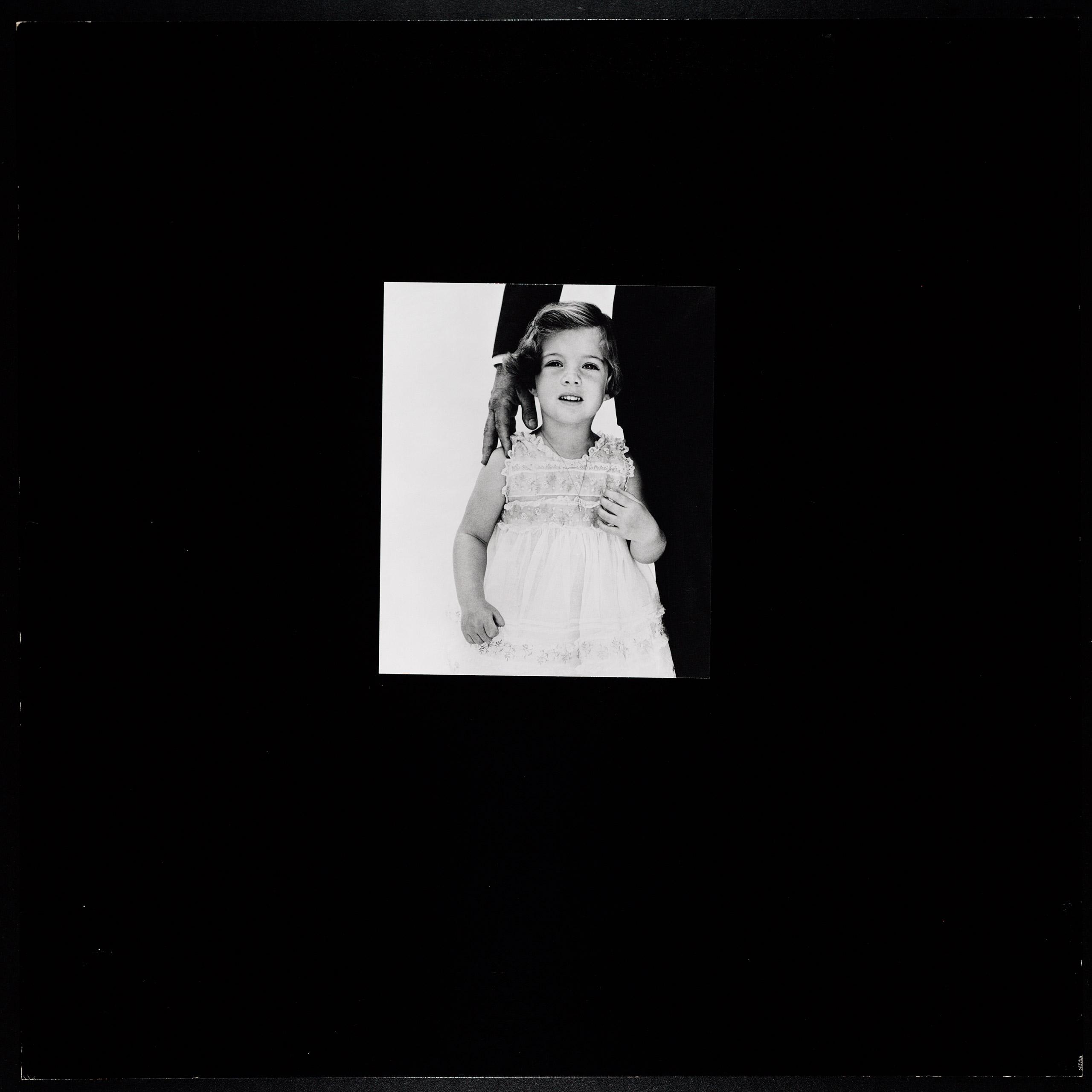Caroline Kennedy by Richard Avedon, 1961.