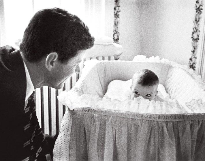 John F. Kennedy [& Family];Caroline B. Kennedy