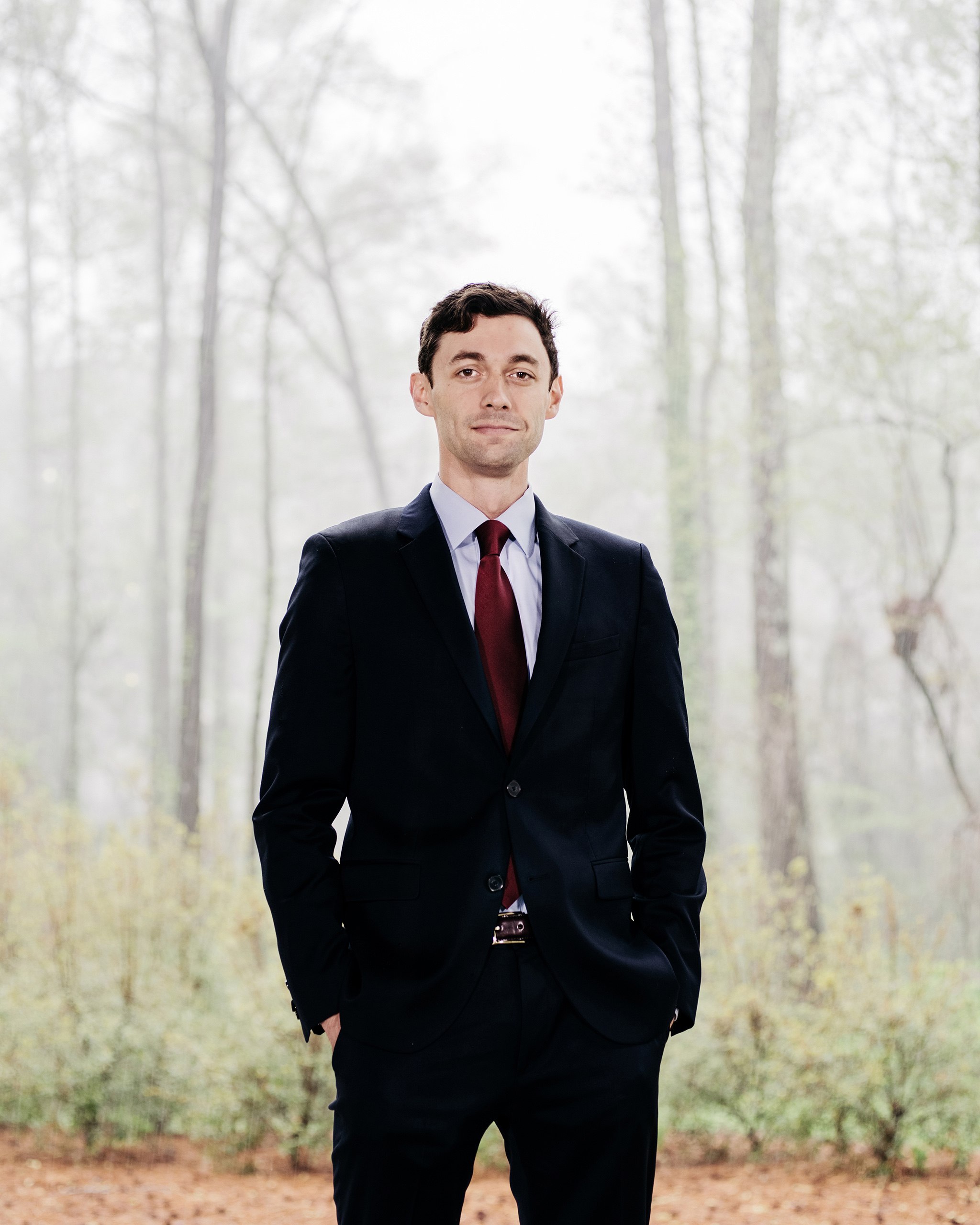 Jon Ossoff, 30. Candidate in Georgia's 6th Congressional District •Atlanta native with degrees from Georgetown University and the London School of Economics •A former congressional aide, he became CEO of a company that makes documentaries about global issues •Announced his campaign in January with the endorsement of Democratic Representative John Lewis.