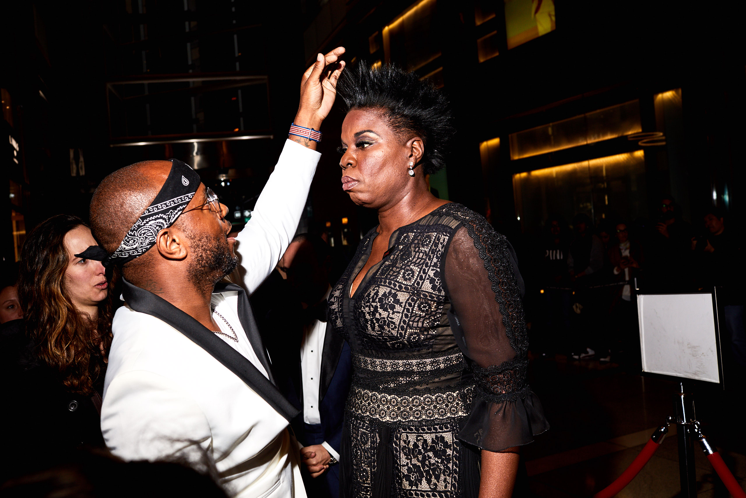 Leslie Jones at the Time 100 Gala at Jazz at Lincoln Center on April 25, 2017 in New York City.