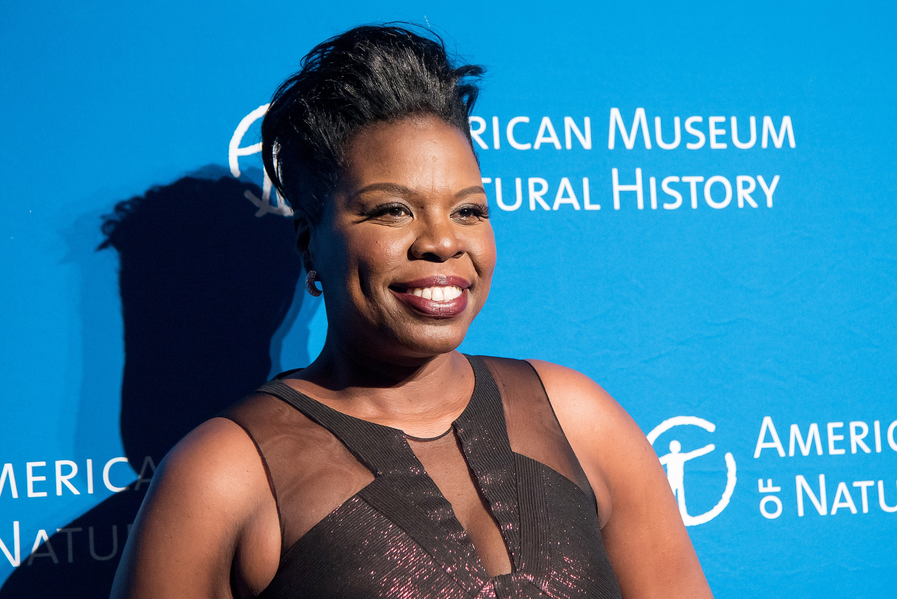 NEW YORK, NY - NOVEMBER 17:  Leslie Jones attends the 2016 American Museum Of Natural History Museum Gala at American Museum of Natural History on November 17, 2016 in New York City.  (Photo by Mike Pont/WireImage)
