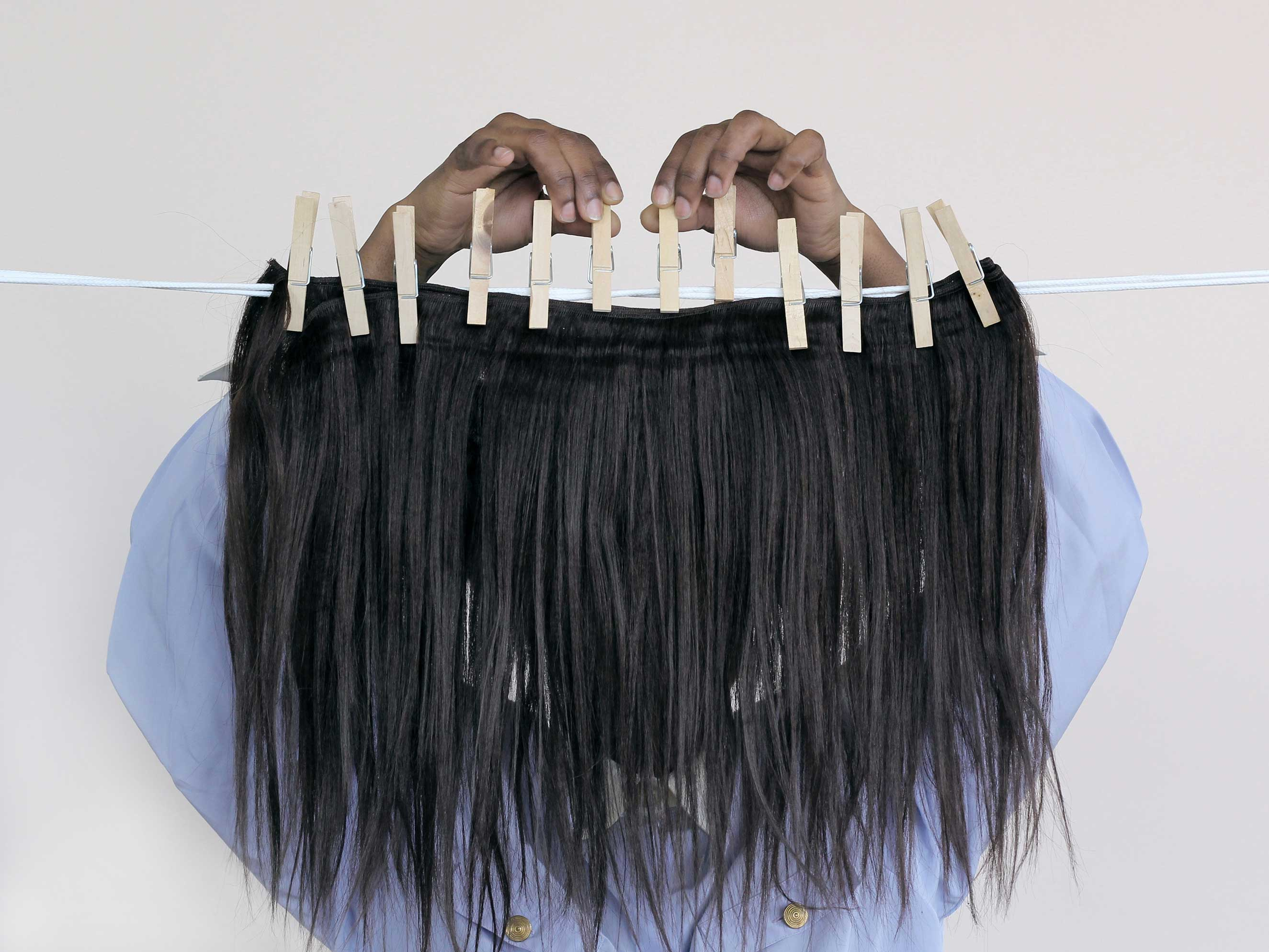 'The Art of Drying', Hair Stories Untold