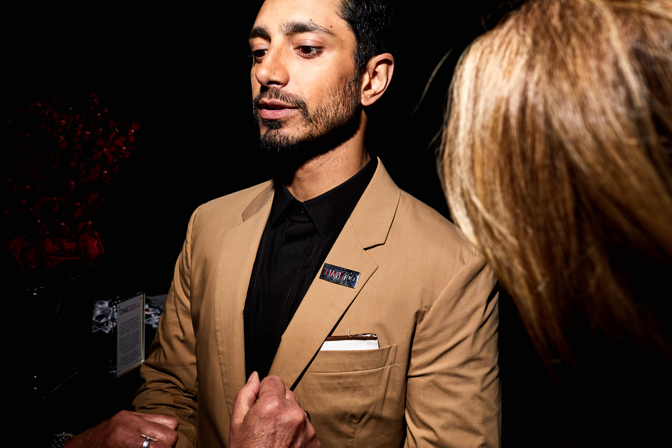 Riz Ahmed at the Time 100 Gala at Jazz at Lincoln Center on April 25, 2017 in New York City.
