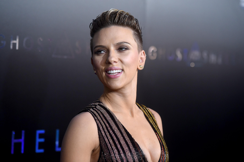 Scarlett Johansson Found Out She Has A Grandma Lookalike Time