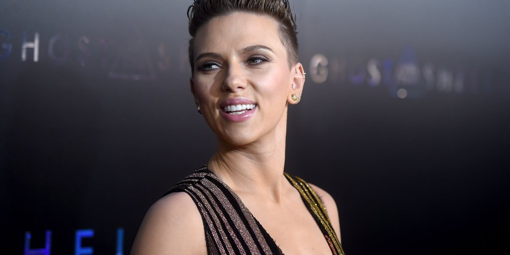 Scarlett Johansson Found Out She Has A Grandma Lookalike Time