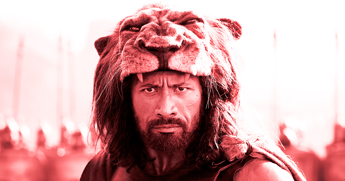 Dwayne Johnson plays Hercules in HERCULES, from Paramount Pictures and Metro-Goldwyn-Mayer Pictures.                     H-00293R