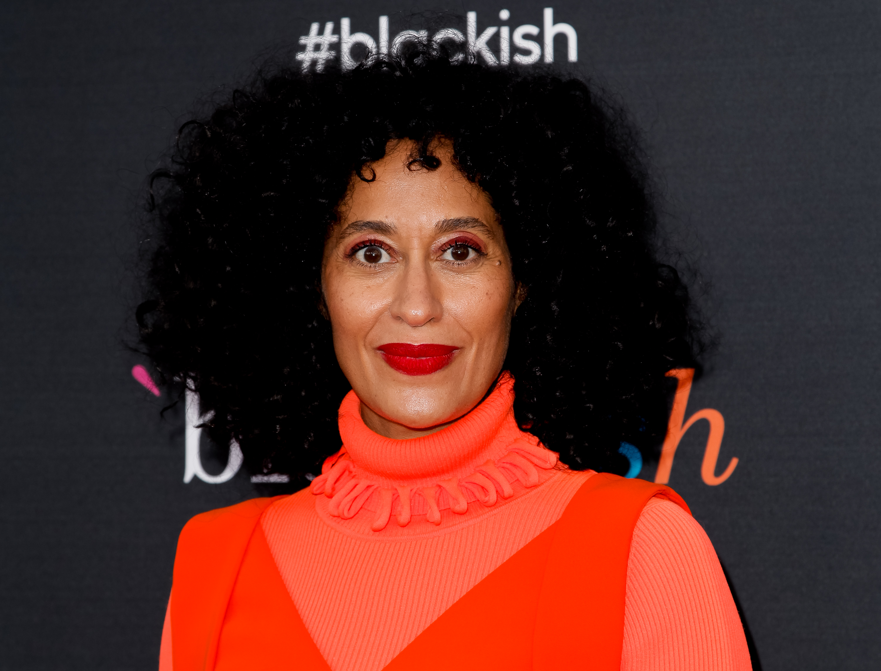 LOS ANGELES, CA - APRIL 12:  Tracee Ellis Ross attends ABC's 'Black-ish' FYC Event at Television Academy on April 12, 2017 in Los Angeles, California.  (Photo by Tibrina Hobson/Getty Images)