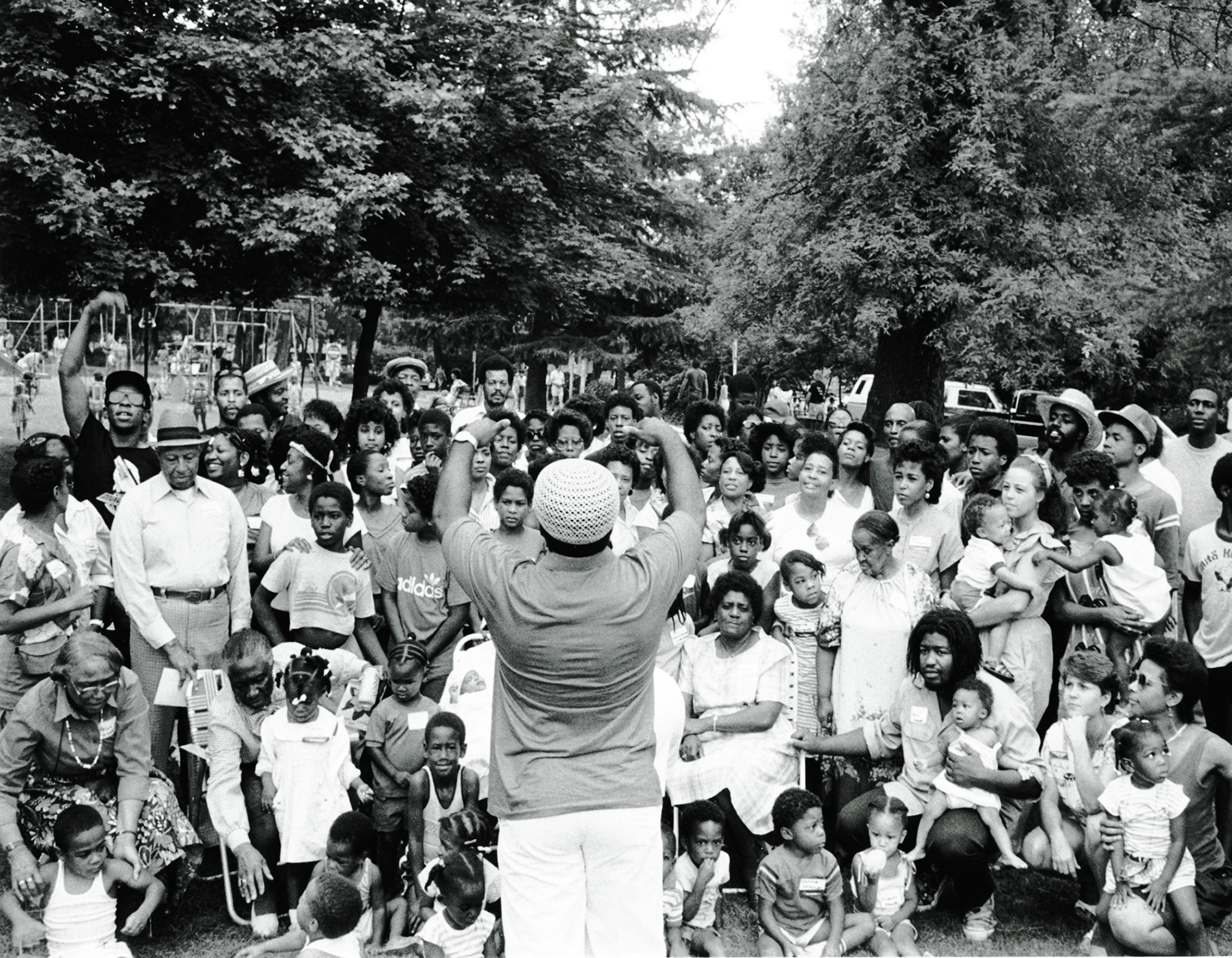 Carrie Mae Weems, Family Reunion, 1978-84.