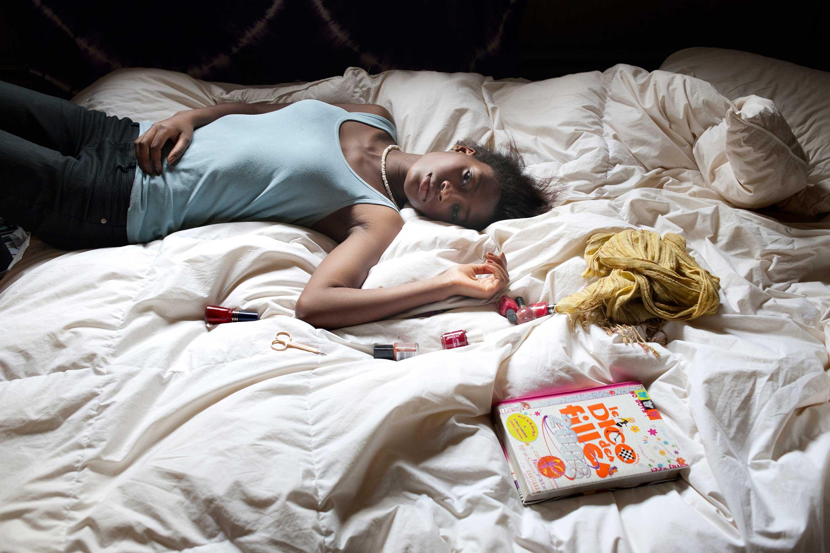 'Raissa, Medford, Massachusetts, 2009' in the series, A Girl and Her Room.