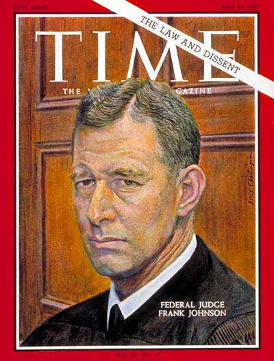The May 12, 1967, cover of TIME