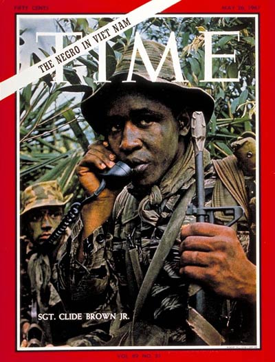 The May 26, 1967, cover of TIME
