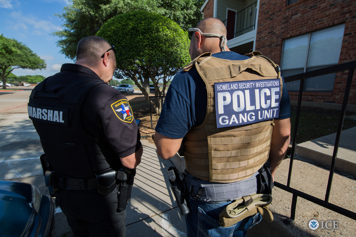 Numerous state, local and federal law enforcement partners in the HSI-led operation, which ran March 26 to May 6.