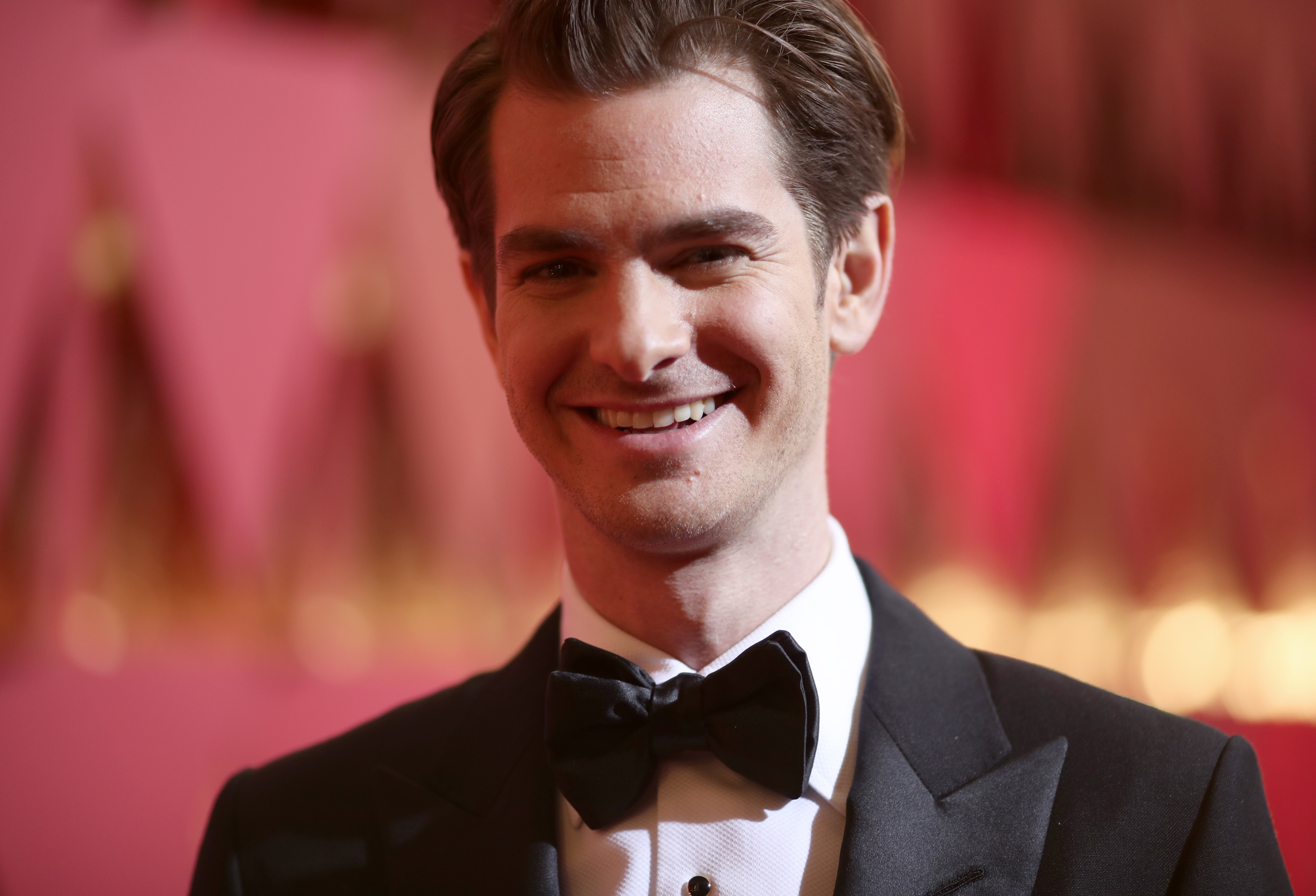 Andrew Garfield Time