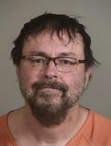 In this April 20, 2017 photo released by the Siskiyou County Sheriff's Office is Tad Cummins.