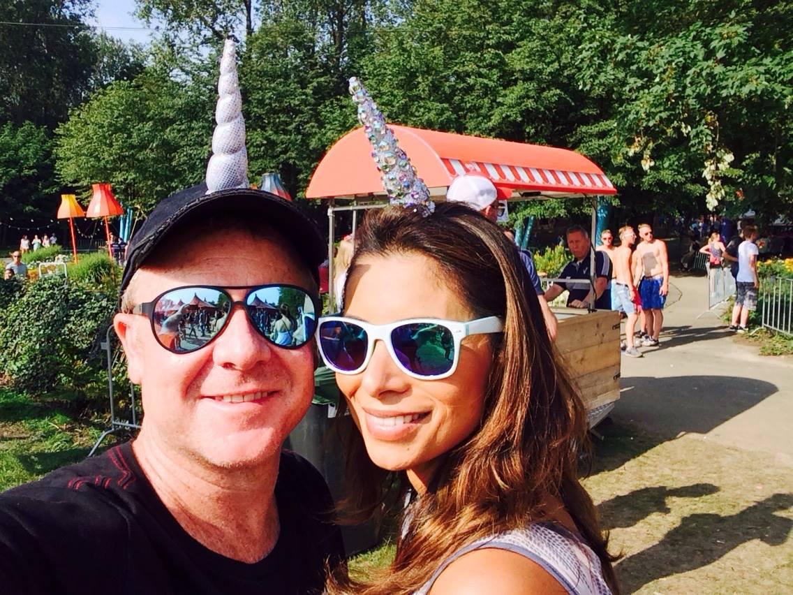 Richard Field and Lina Bolanos