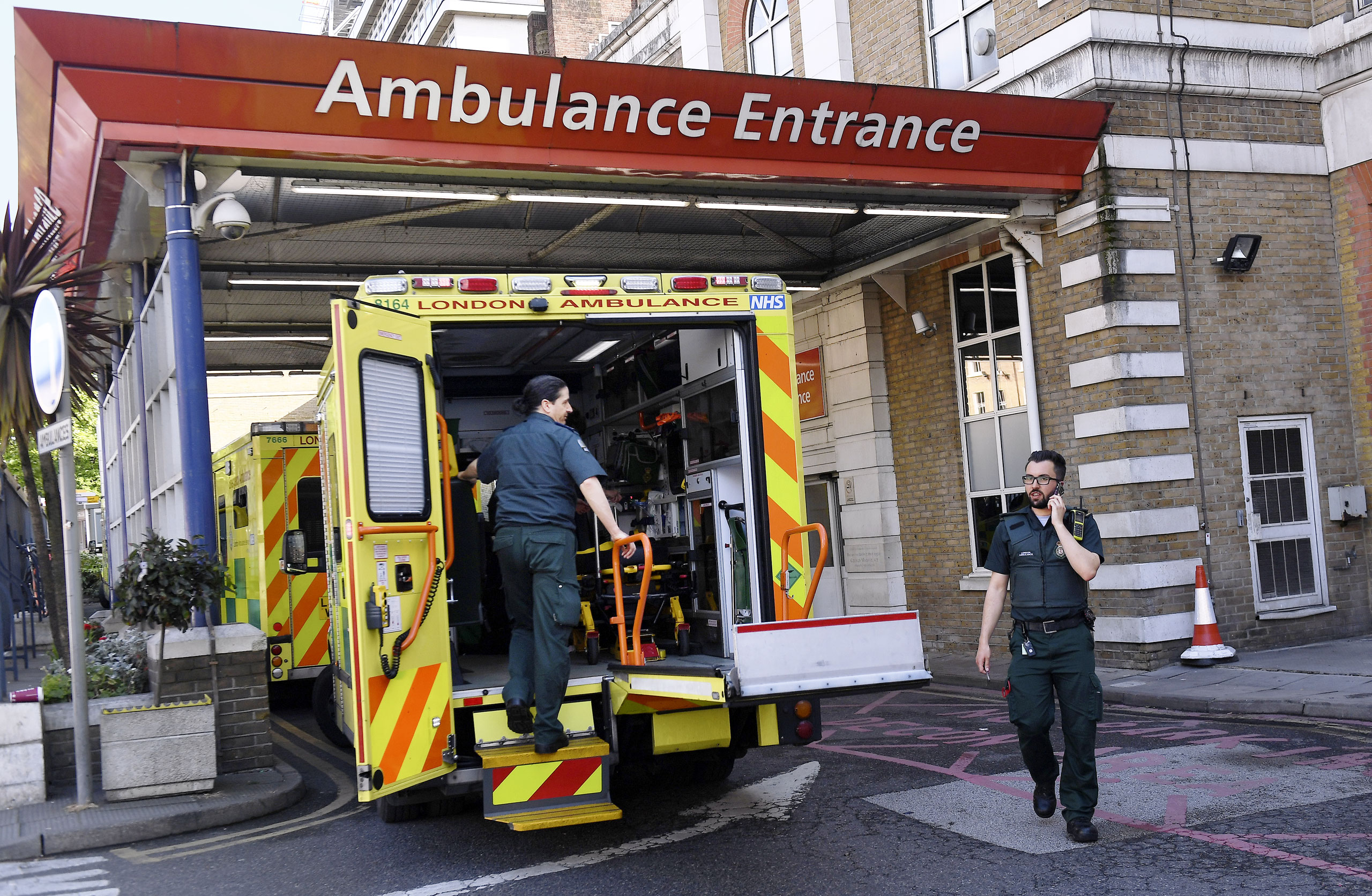The cyberattack stalled computer systems worldwide, including those at several hospitals across England