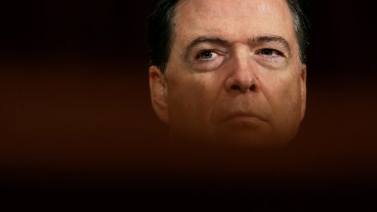 comey-misfire-trump-investigation-fbi-kevin-lamarque