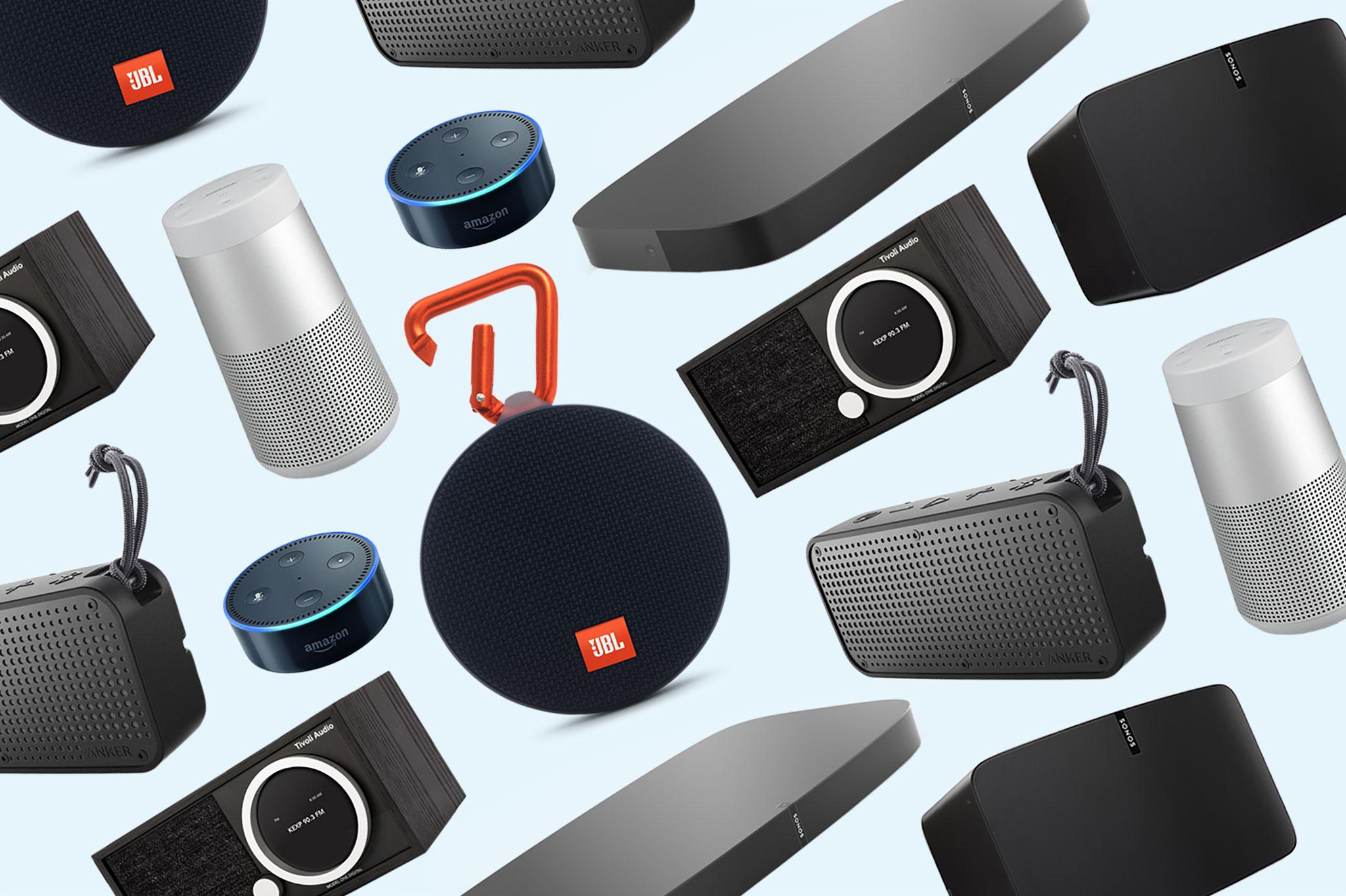 Best Wireless Bluetooth Speakers Time Com