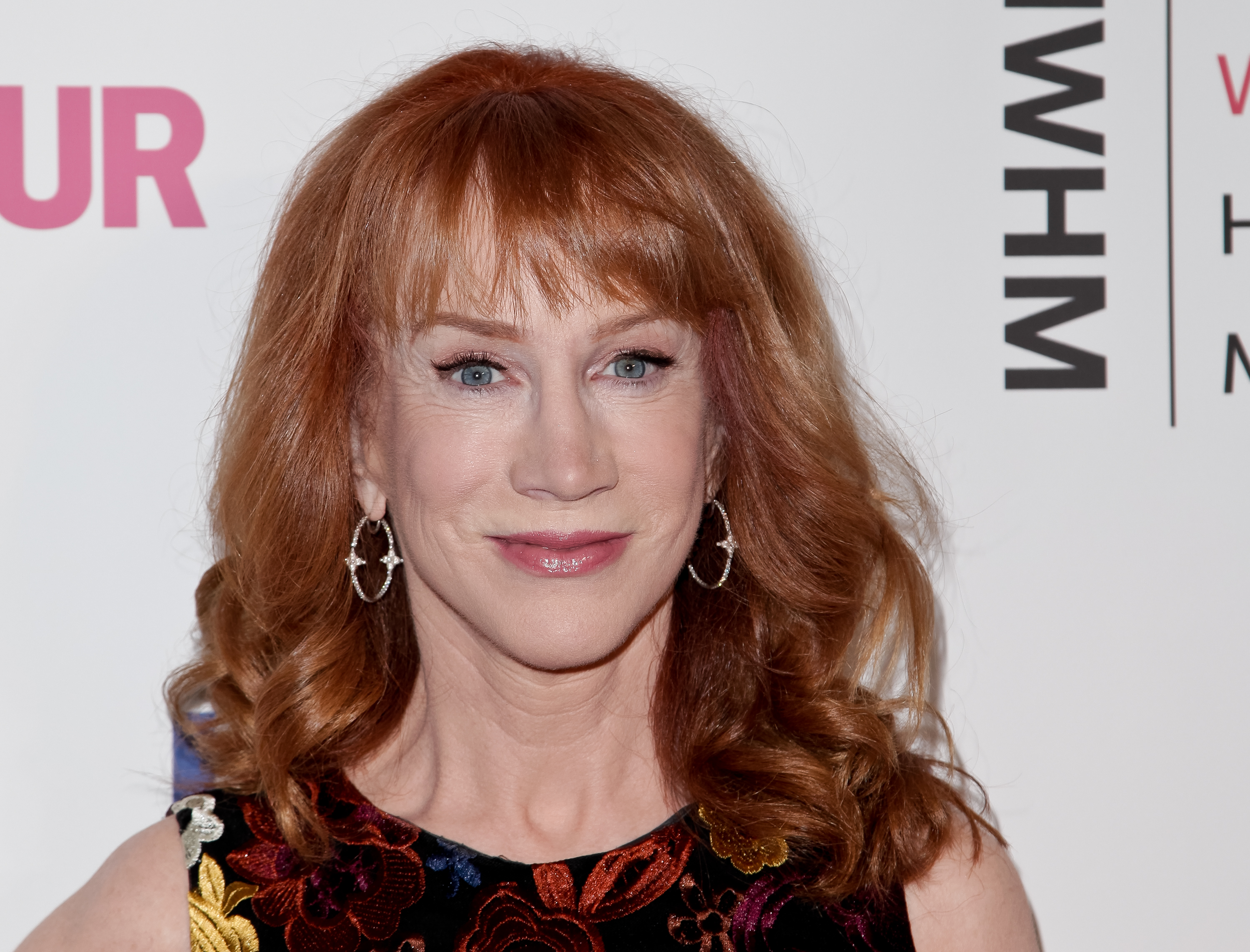 Kathy Griffin attends the 5th annual Women Making History Brunch at Montage Beverly Hills on September 17, 2016 in Beverly Hills, California.