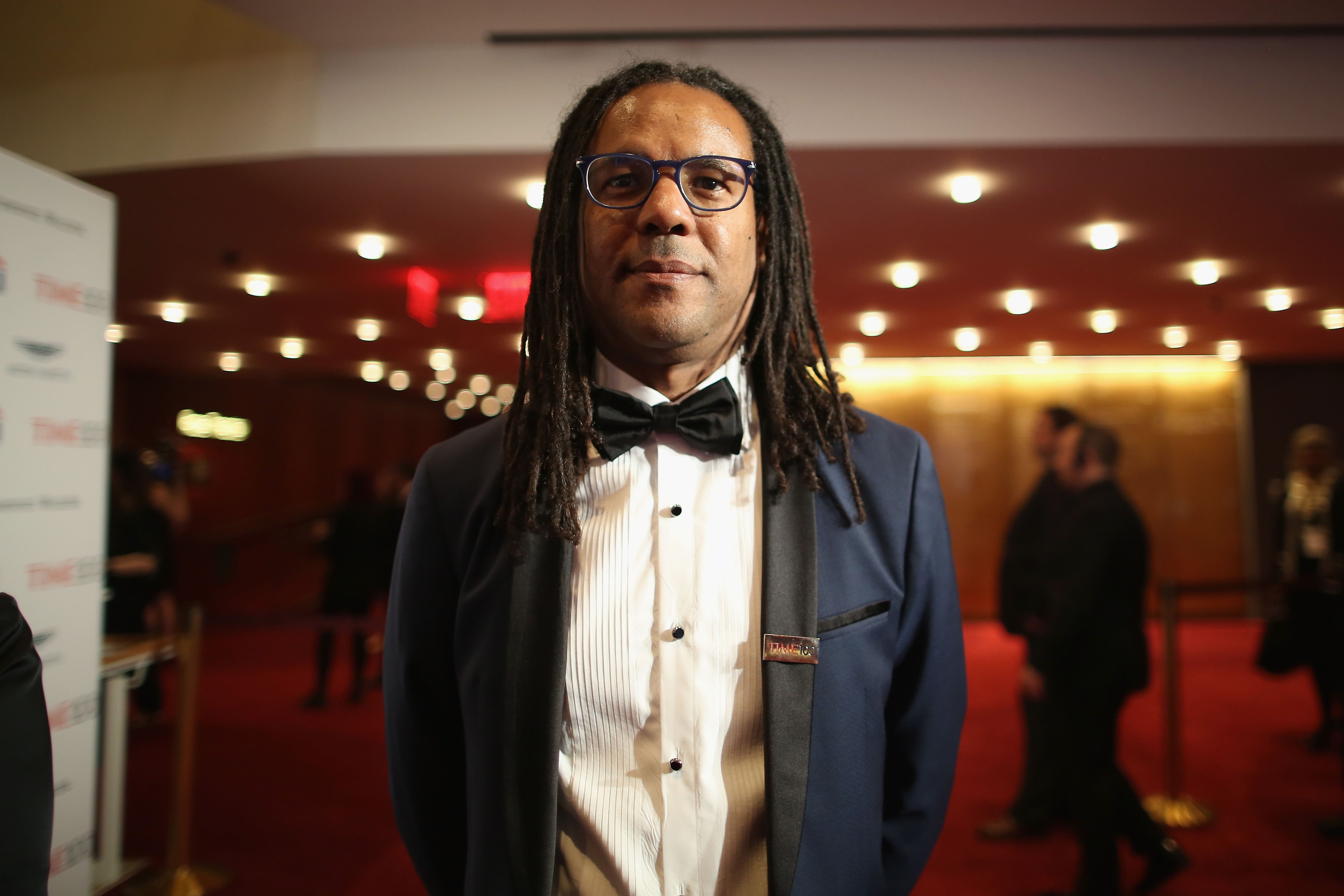 Author Colson Whitehead attends the 2017 Time 100 Gala at Jazz at Lincoln Center on April 25, 2017 in New York City.
