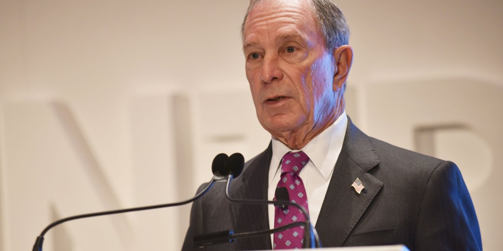 Read Mike Bloomberg's Commencement Address at Villanova