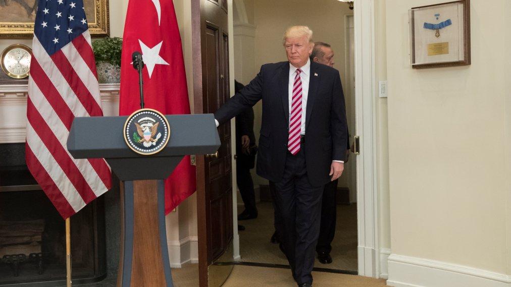 Watch Live: President Trump Gives Coast Guard Commencement Speech