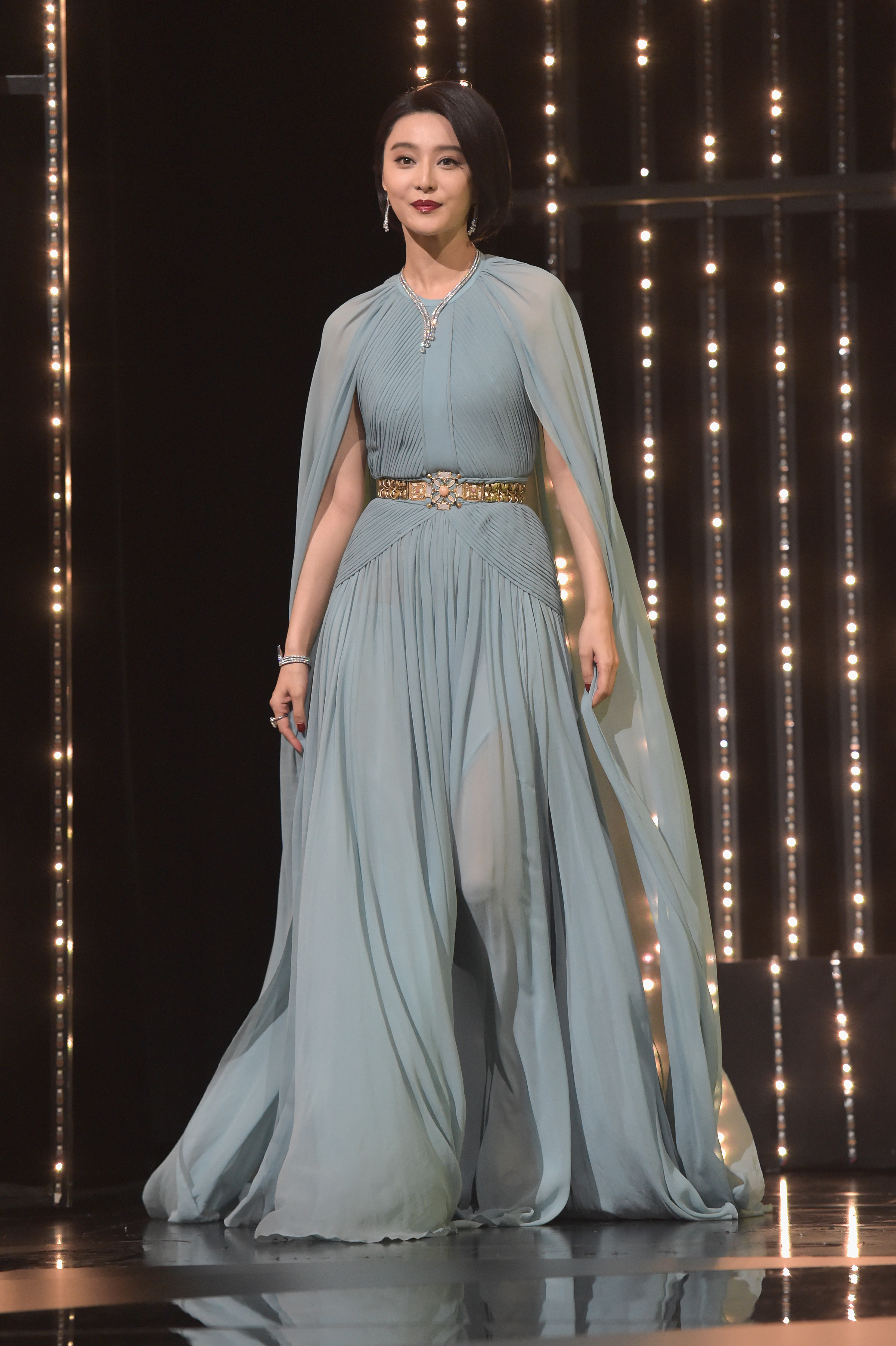 Fan Bingbing in Elie Saab Couture