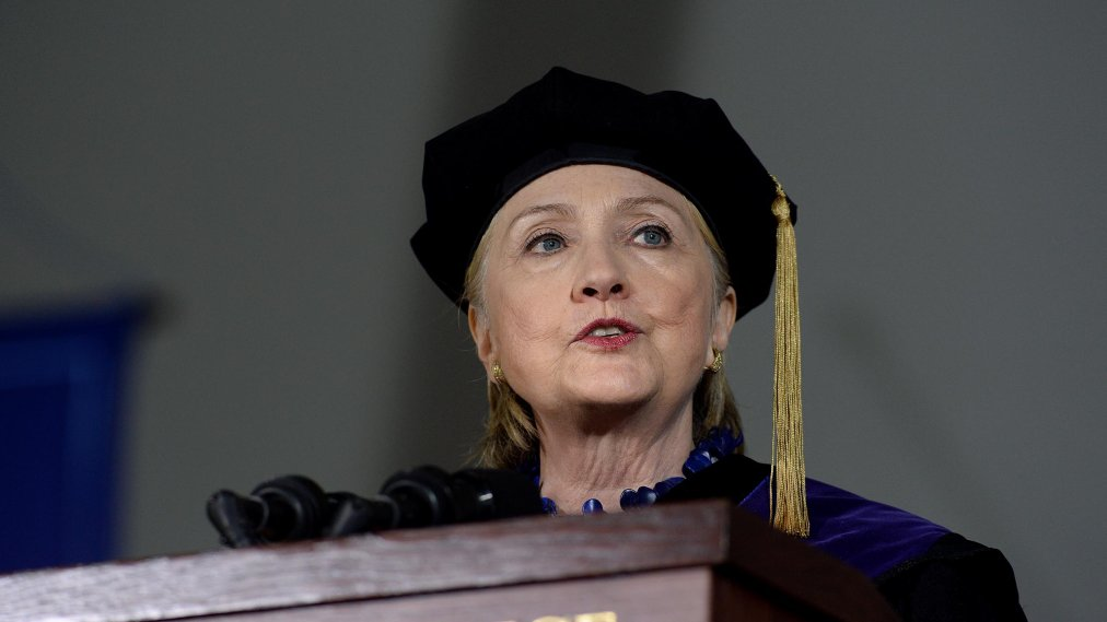 Read Hillary Clinton's Wellesley College Commencement Address